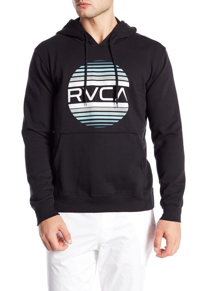 RVCA Sanbourn Gradient Fleece Hoodie