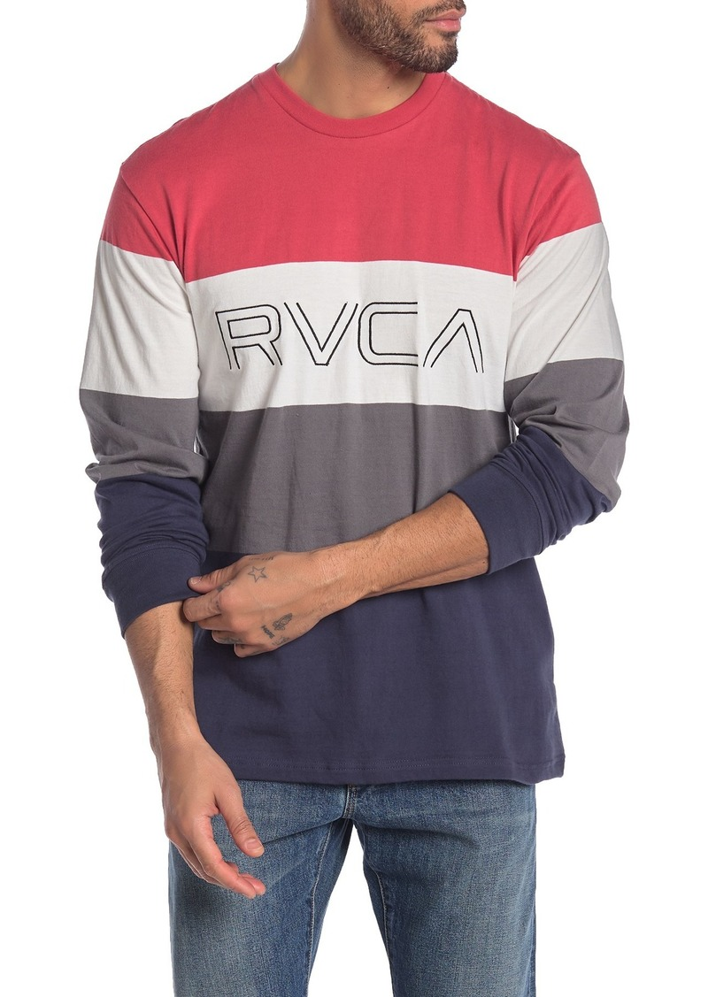 RVCA Shifty Long Sleeve T-Shirt