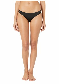RVCA Solid Full Tab Side Bottoms