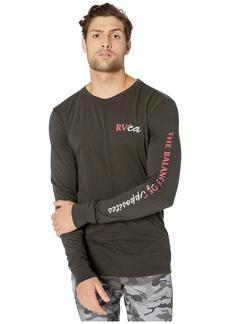RVCA Teared Long Sleeve