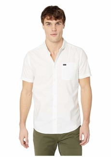 RVCA That'll Do Stretch Short Sleeve Woven