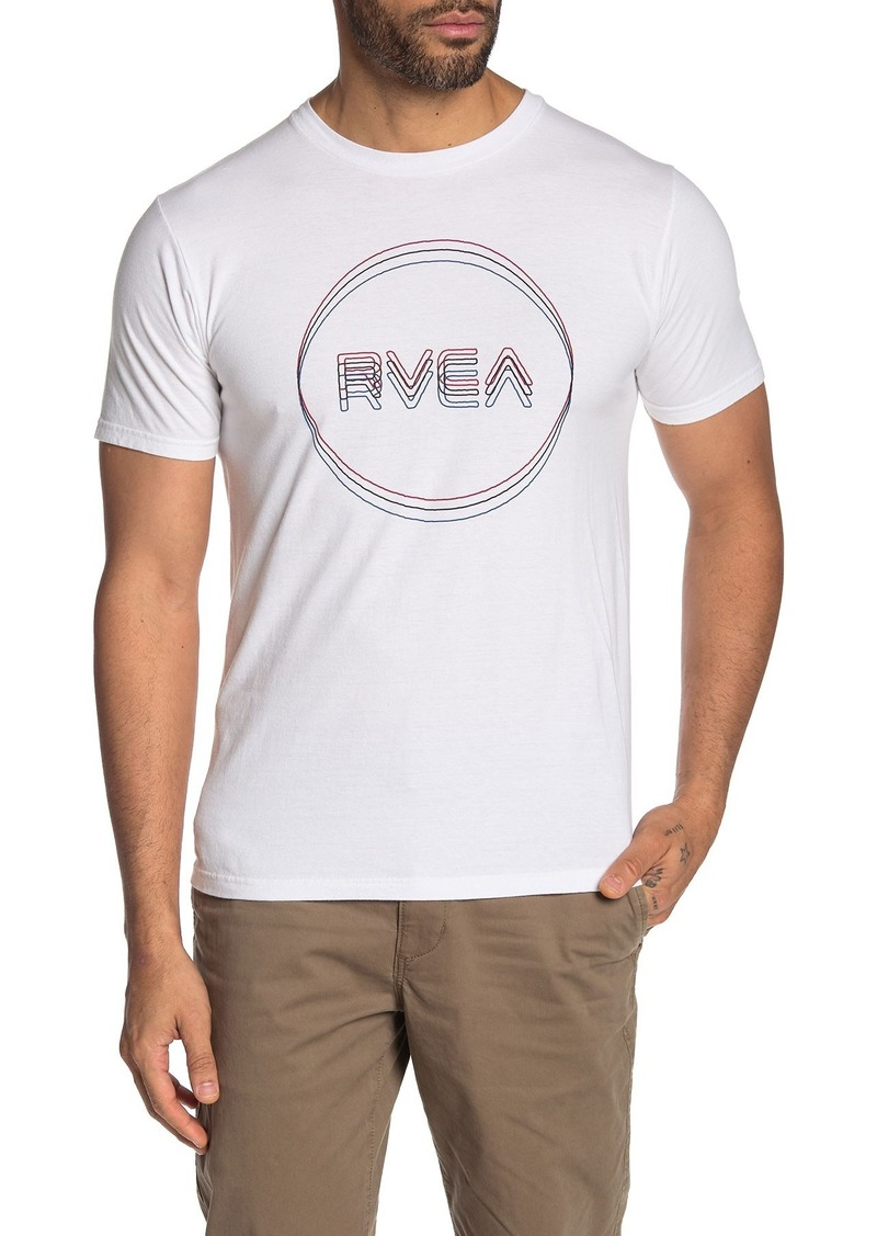 RVCA Trimotors Graphic T-Shirt