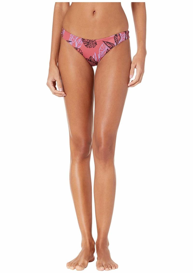 RVCA Tropic Punch Cheeky Bikini Bottoms
