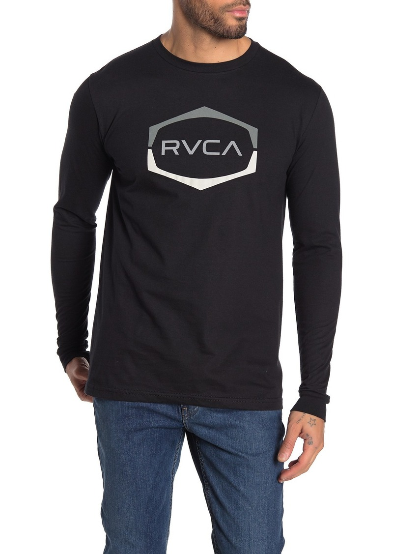 RVCA Unleaded Long Sleeve T-Shirt