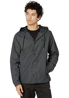RVCA VA Hooded Coaches Jacket 2