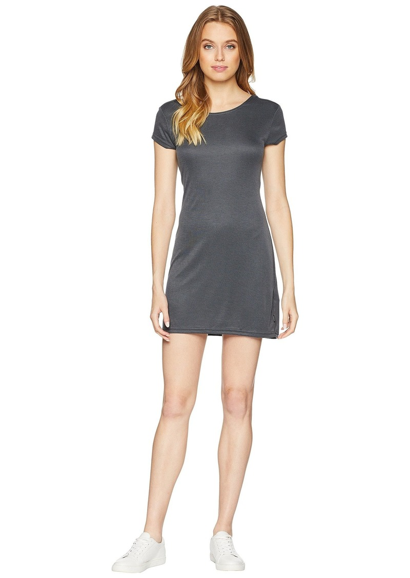 RVCA Womens Juvie Drop Shoulder Dress