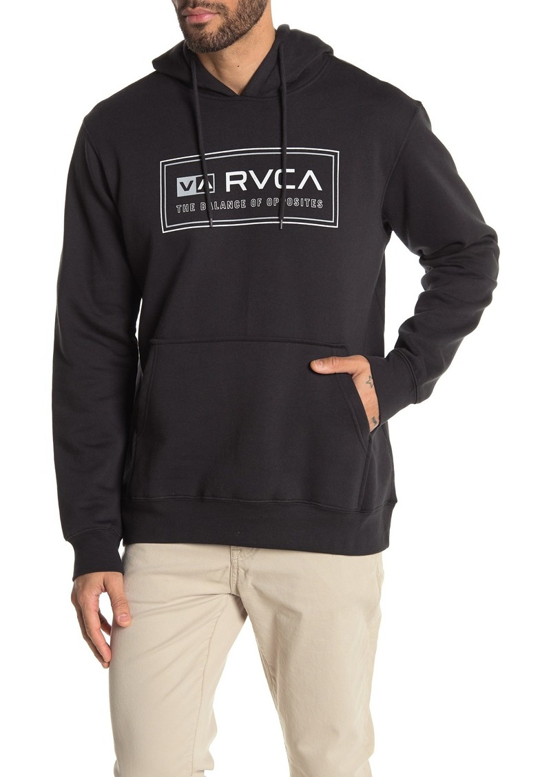 RVCA Way Pullover Hoodie