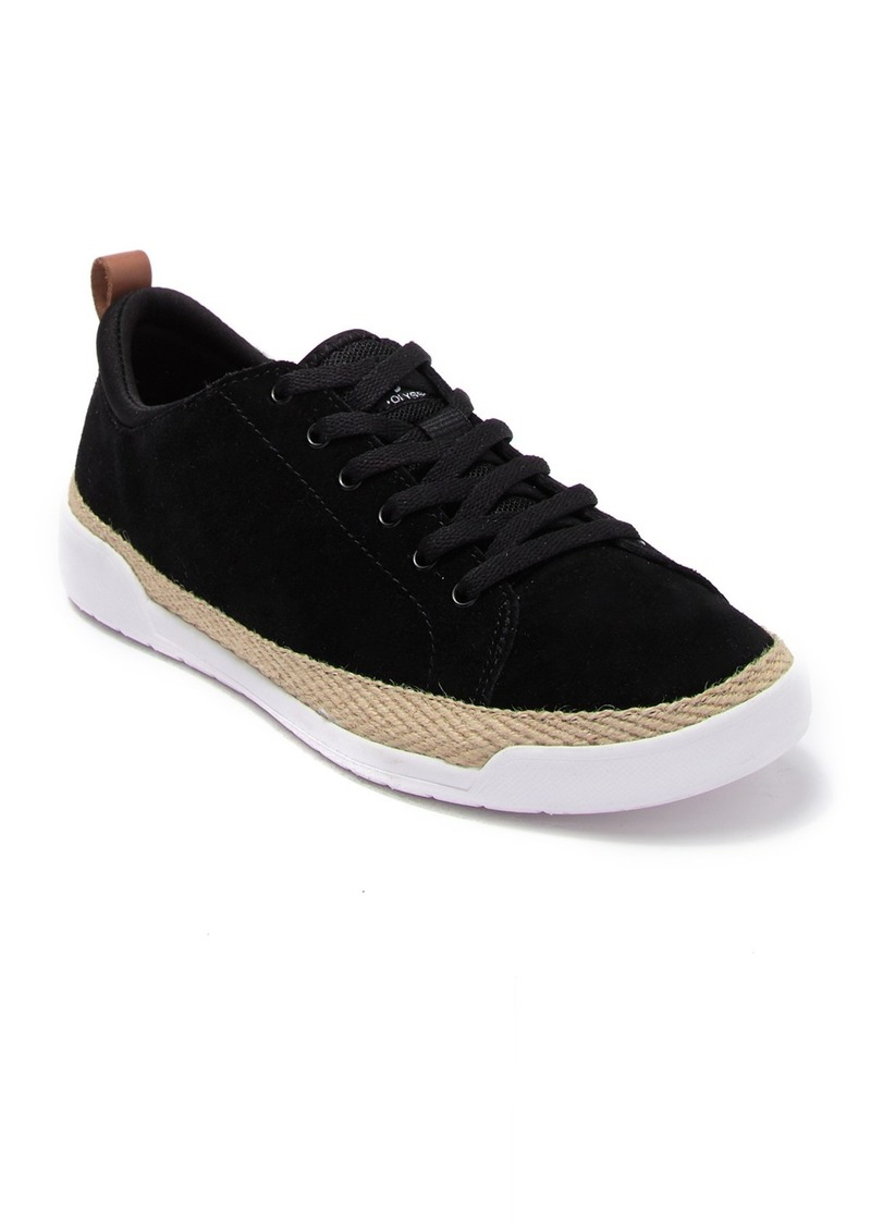 Ryka Olyssia Suede Lace Up Sneaker