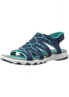 Ryka Women's Glance Athletic Sandal  10 W US