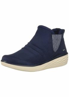 Ryka Women's NIAH Ankle Boot SUBMRN Blue