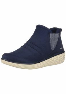 Ryka Women's NIAH Ankle Boot SUBMRN Blue  M US
