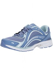 Ryka Women's Sky Walking Shoe Colony Soft Blue/Chrome Silver