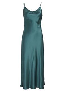 Sablyn Taylor Silk Slip Dress