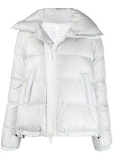 Sacai padded jacket