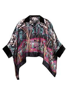 Sacai Sun Surf/Diamond Head Shirt