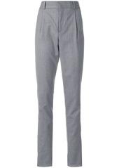 Saint Laurent straight-leg tailored trousers