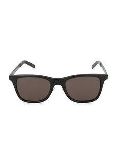 Saint Laurent 51MM Square Sunglasses
