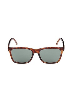 Saint Laurent 56MM Square Sunglasses