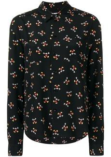 Saint Laurent all-over print shirt