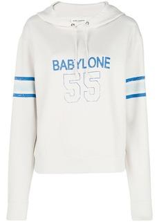 Saint Laurent Babylone 55 hoody