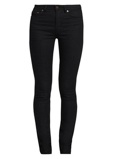 Saint Laurent Basic Skinny Jeans