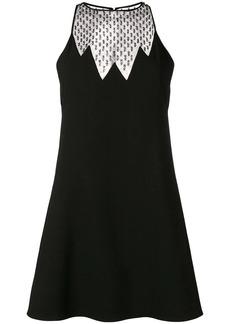 Saint Laurent beaded mini dress