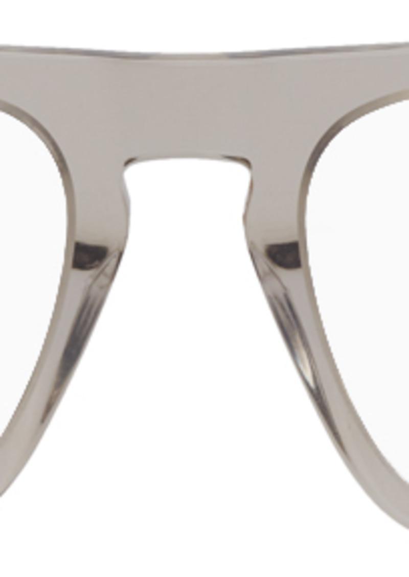 Saint Laurent Beige SL 343 Glasses