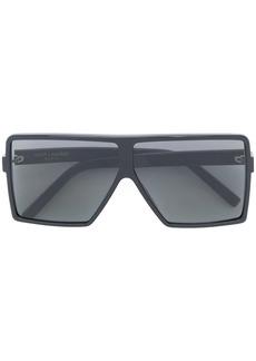 Saint Laurent Betty oversized sunglasses