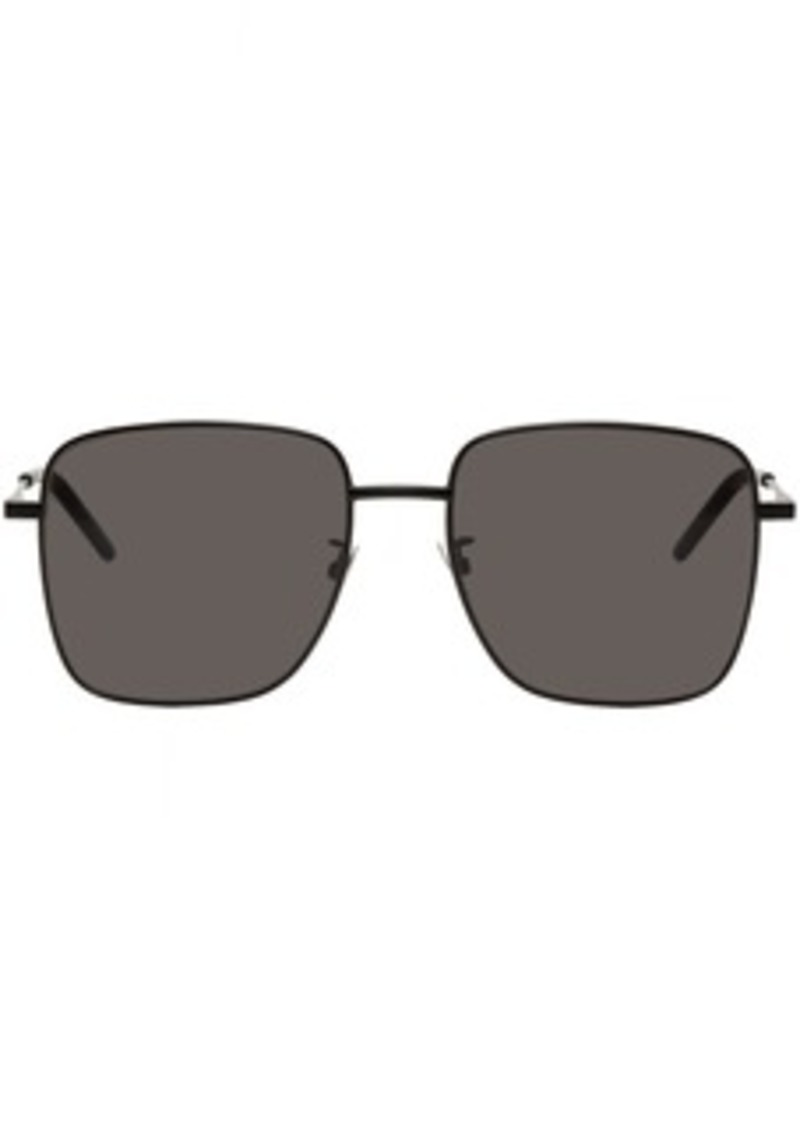 Saint Laurent Black SL 312 Sunglasses