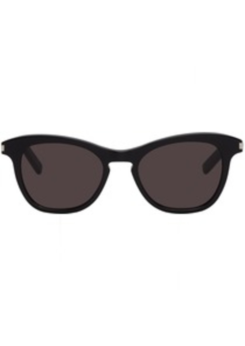 Saint Laurent Black SL 356 Sunglasses
