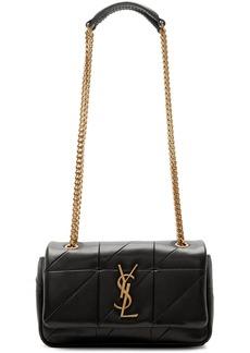 Saint Laurent Black Small Jamie Bag