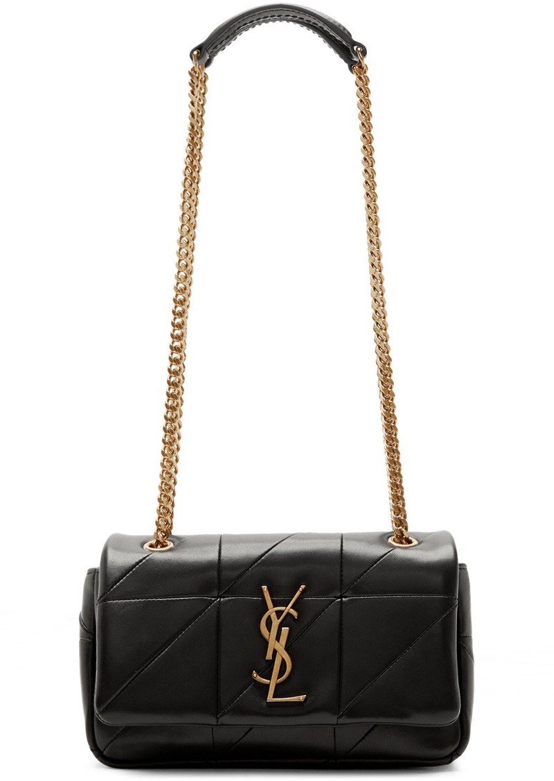 Saint Laurent Black Small Jamie Bag