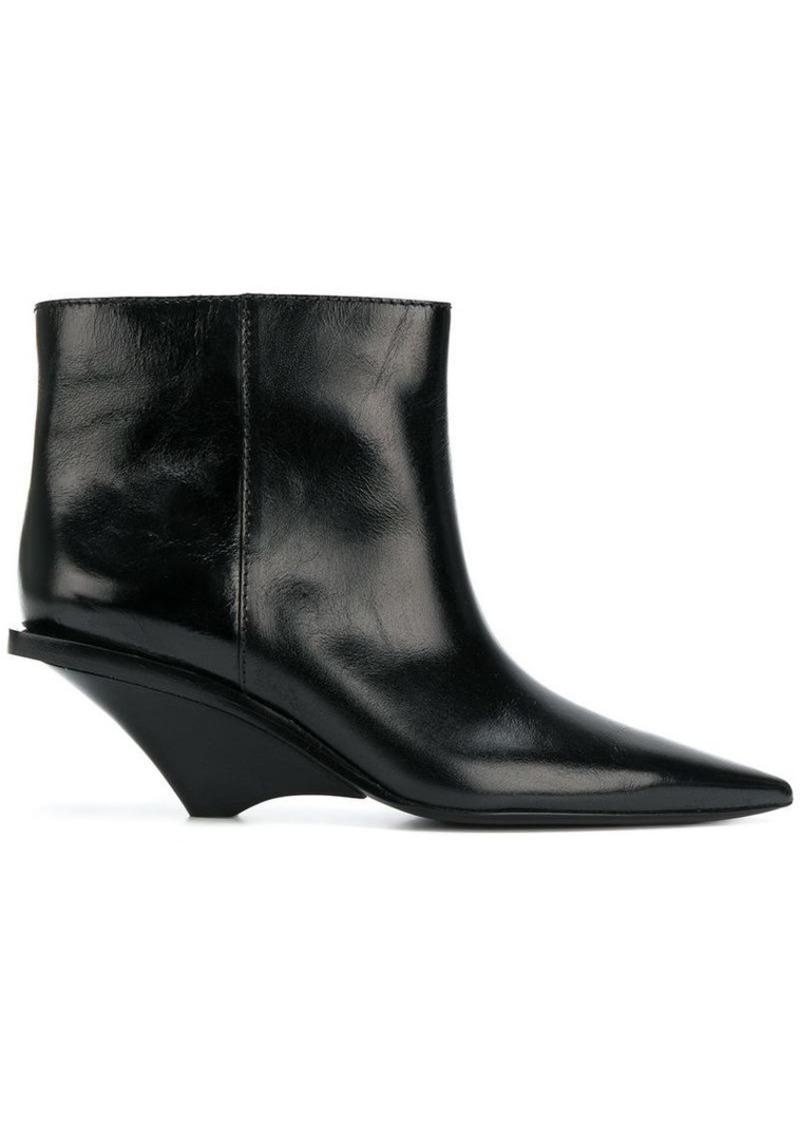 6b388603635 Saint Laurent Blaze ankle boots   Shoes