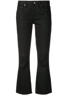 Saint Laurent bootcut skinny trousers