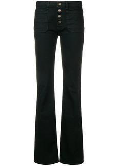 Saint Laurent bootcut slim jeans