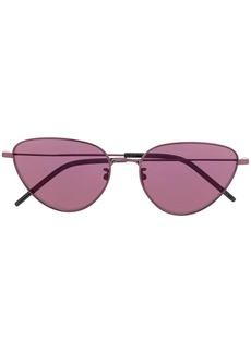Saint Laurent cat-eye frame sunglasses