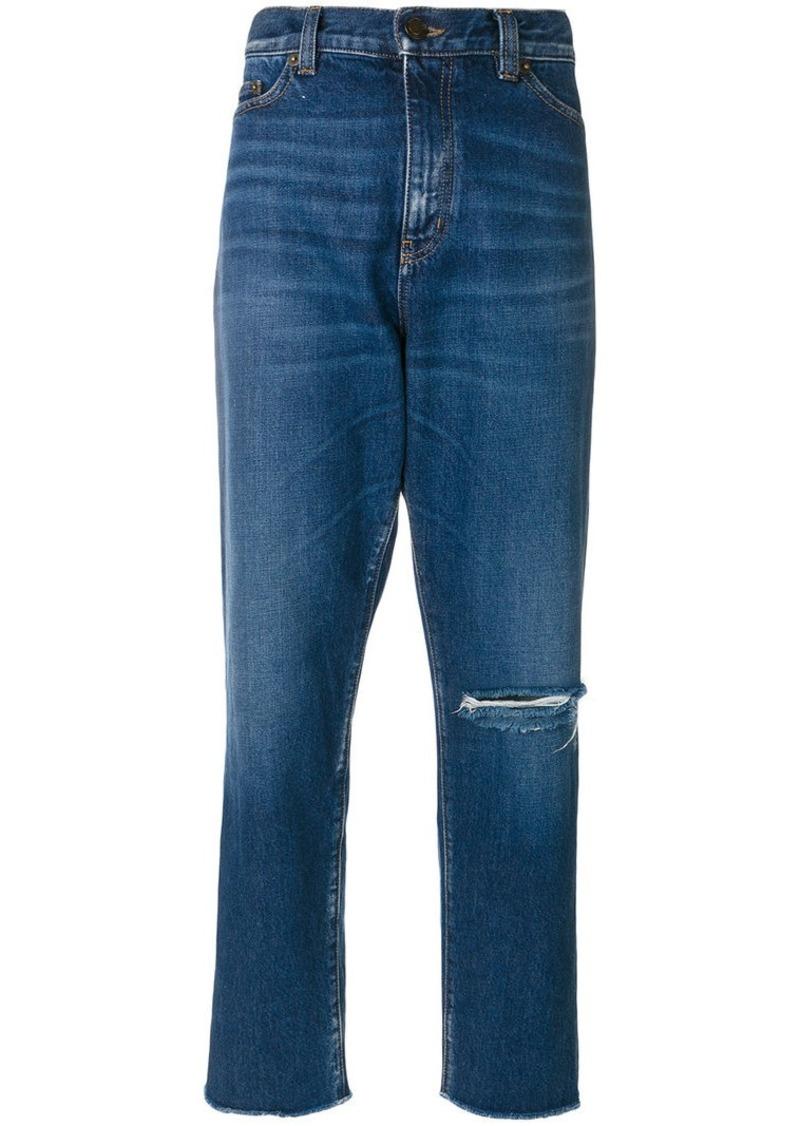 9d502967964 Saint Laurent classic boyfriend jeans   Denim