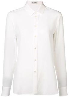 Saint Laurent classic collar shirt