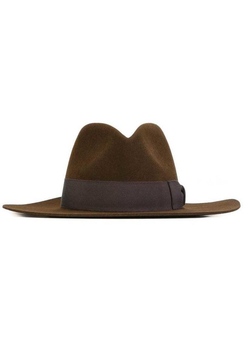 SALE! Saint Laurent classic fedora hat 9064343008a