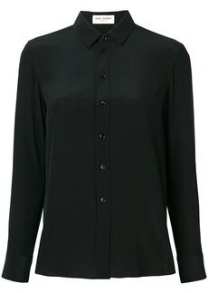 Saint Laurent classic fitted shirt