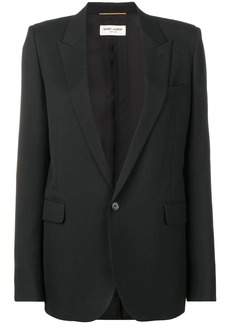 Saint Laurent tailored single-breasted blazer