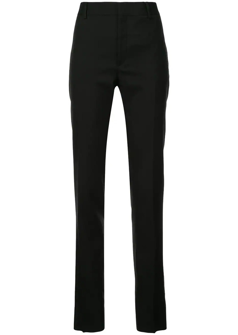 Saint Laurent classic gabardine trousers