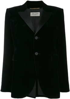 Saint Laurent classic tailored blazer