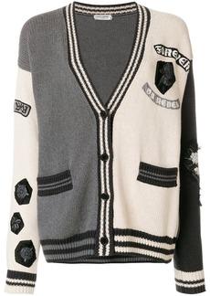 Saint Laurent Collegiate V-neck cardigan