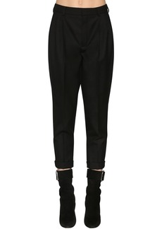 Saint Laurent Cool Wool Pants