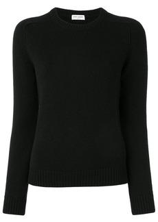 Saint Laurent crew neck sweater