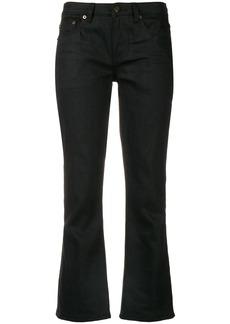 Saint Laurent cropped jeans