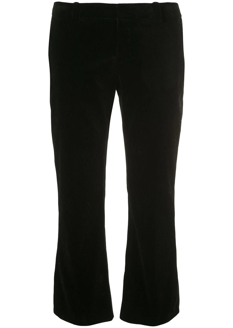 Saint Laurent cropped trousers