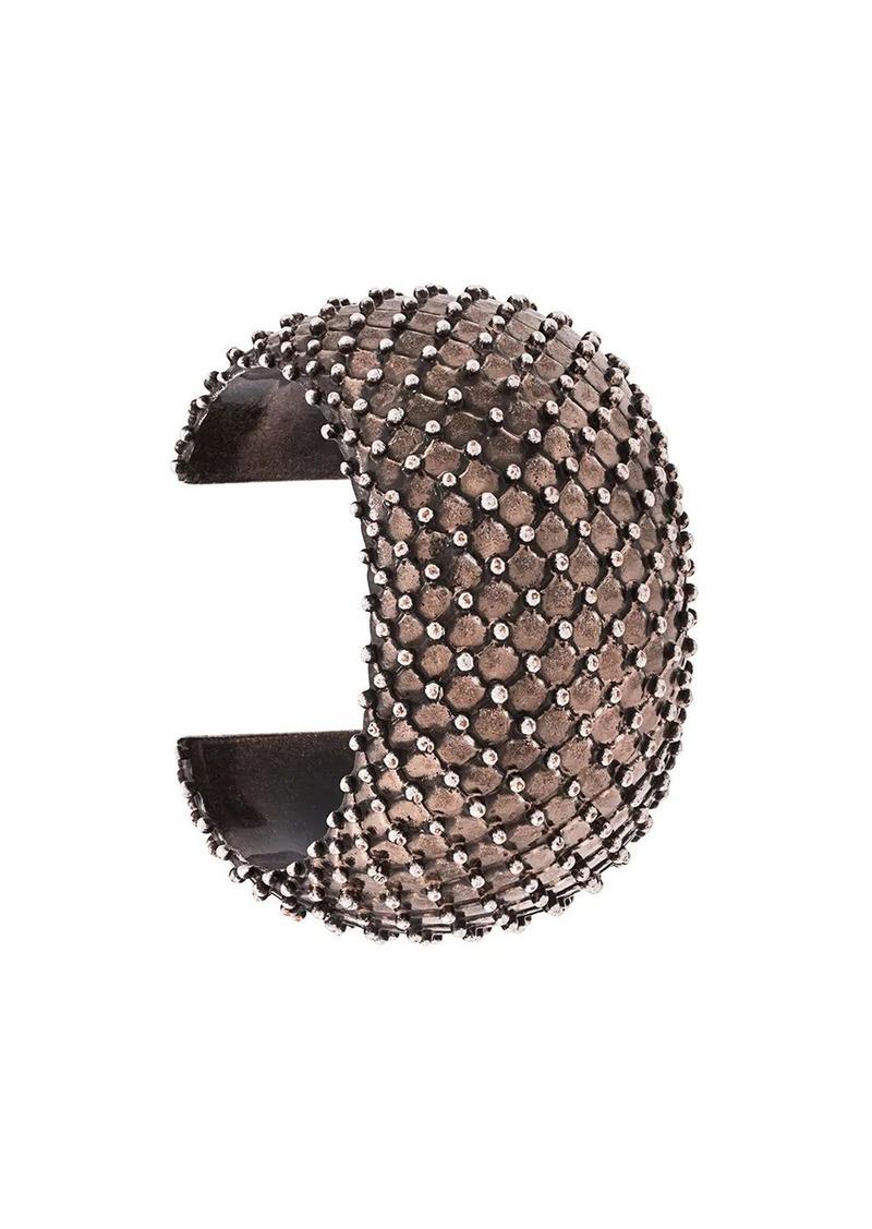 Saint Laurent cuff bracelet