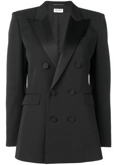Saint Laurent double breasted blazer